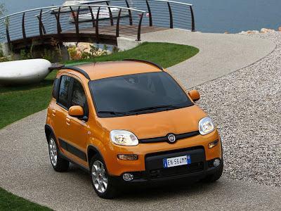 2013 Fiat Panda Trekking 3