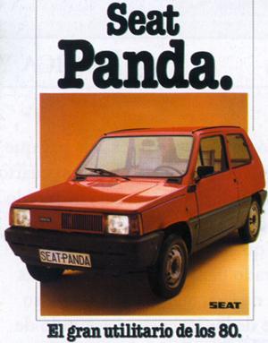 Seat Panda