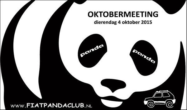 Logo Oktobermeeting 2015