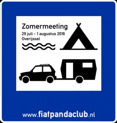 Logo zomermeeting 2016